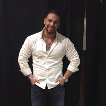 Javier Morales Salsa instructor